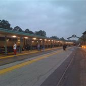 amtrak Train Station